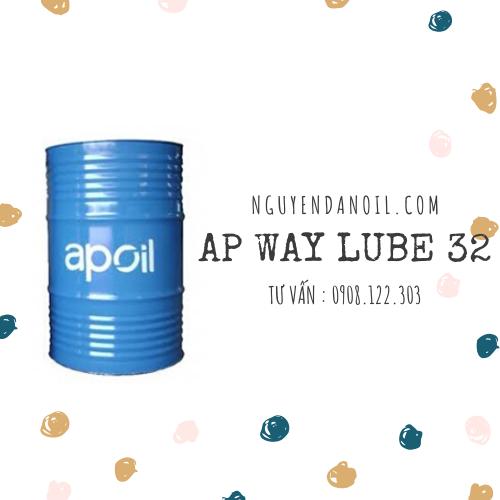 Dầu khe trượt AP WAY LUBE 32 chính hãng