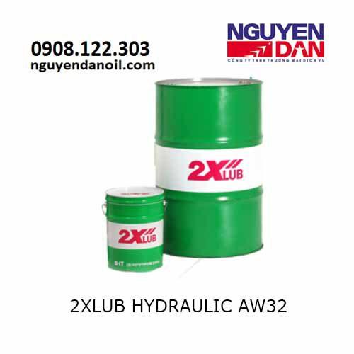 Dầu thủy lực 32 nhập khẩu 2XLUB HYDRAULIC AW