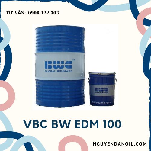 Dầu xung điện BW EDM 100