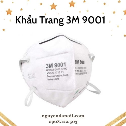 Khẩu Trang 3M 9001